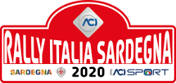 Rally Italia Sardegna Gold Pass Logo